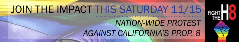 Join the Impact! Protest for LGBTQ Rights! Click to find events near you!