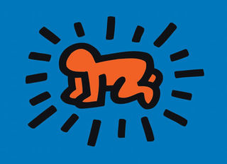 11 Haring, Keith, radiant_baby_90