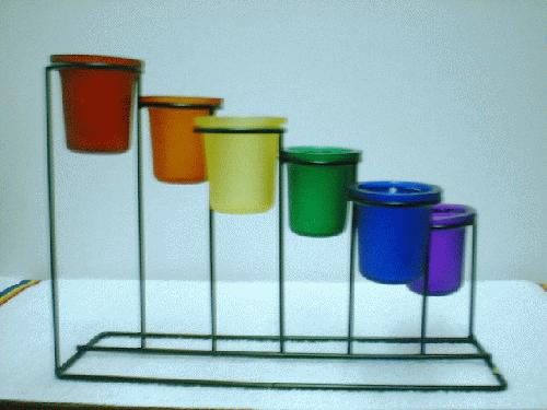 Six-rainbow-candles