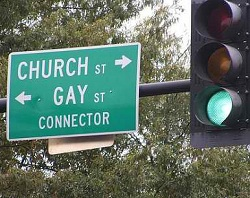 Gay-church