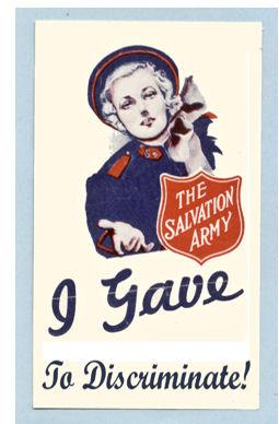 Salvation army 2